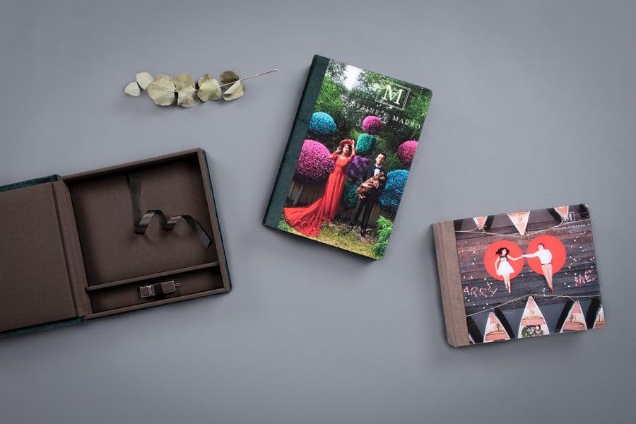 Acrylic Folio Boxes - by nPhoto 02