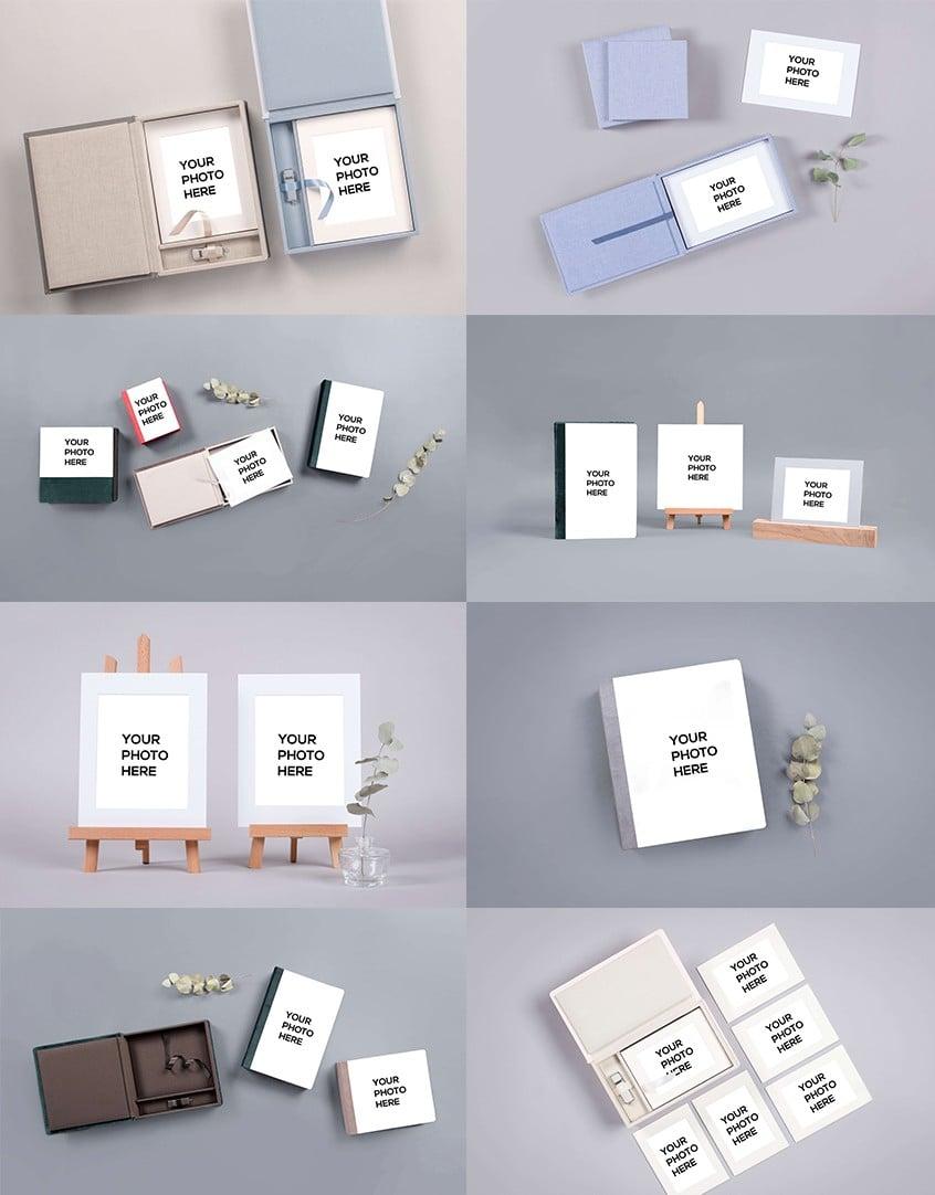 Acrylic Folio Boxes - by nPhoto 05