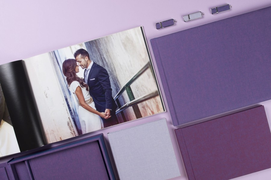 Photo Books - Perfect for Wedding Photography