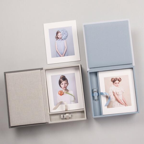 Folio Boxes Prints and Sets