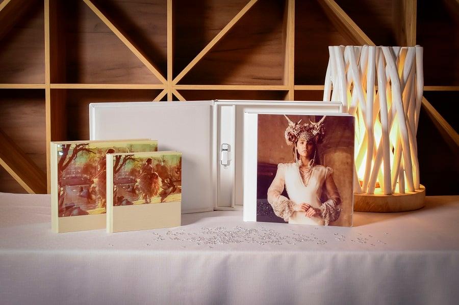 Fotobuch Acrylglas
