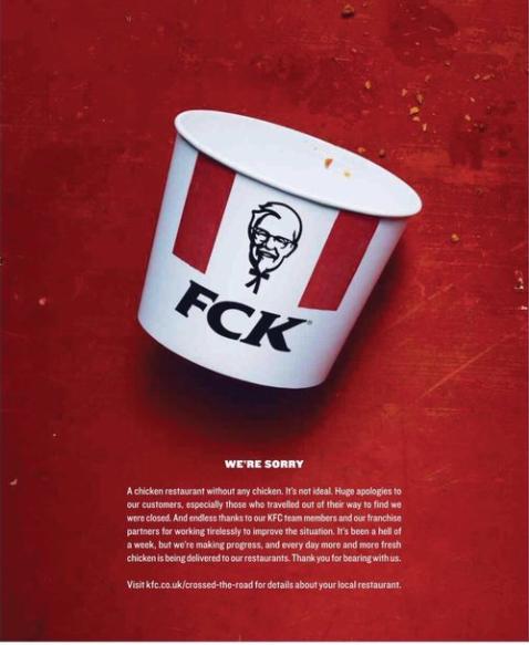 KFC Picto-apology