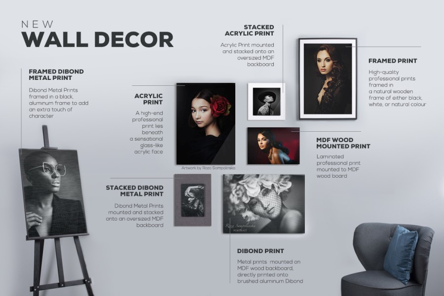 Wall Decor and Mockups - by nPhoto 01