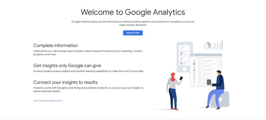 Google Analytics for Photographers