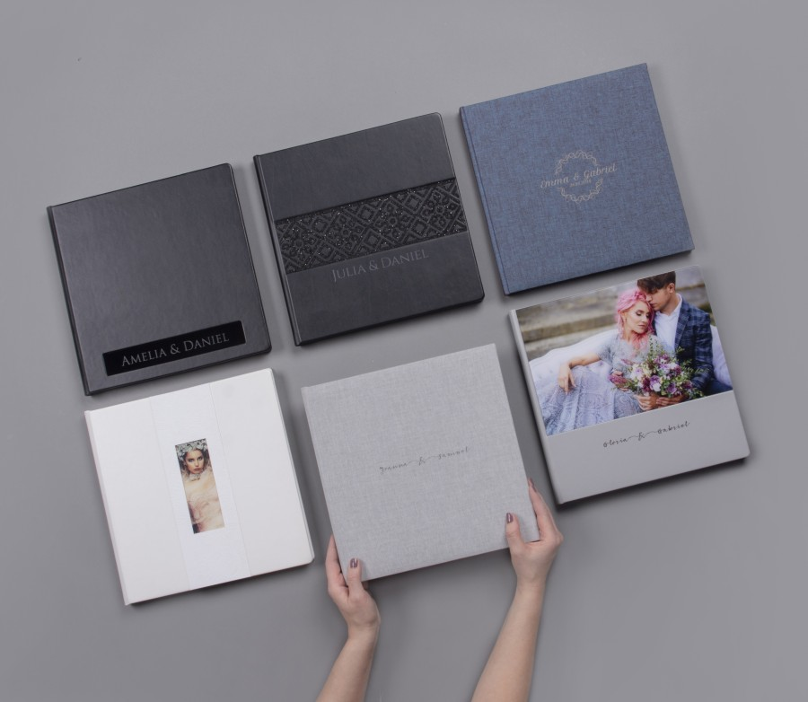 Photo albums for professional photographers