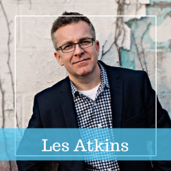 Les Atkins will be at nPhoto stand 454 this year's PhotoPlus Expo.