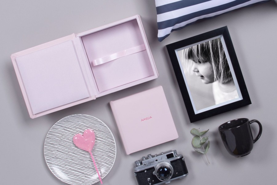 Professional Photo Product Display with Child Photography