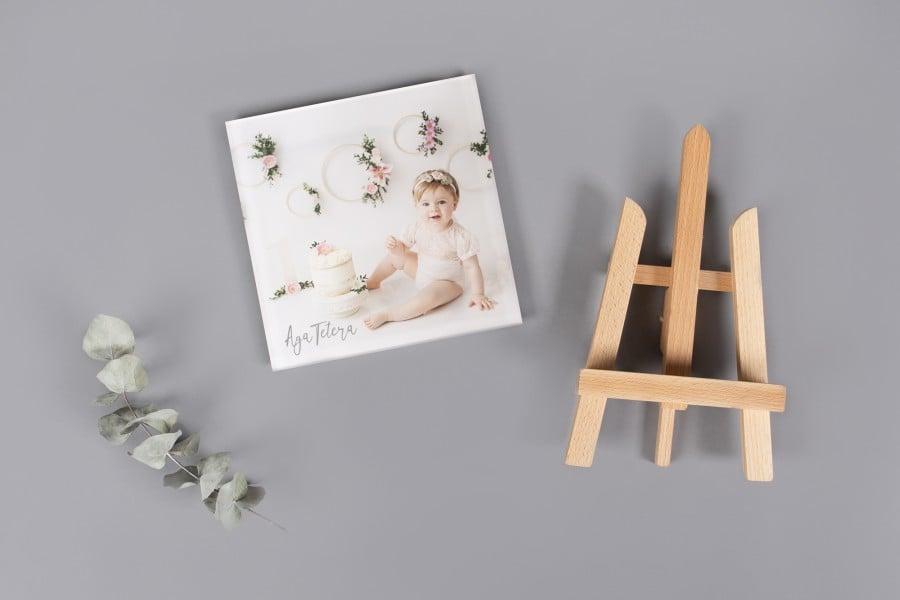 Professional photo print - Newborn Photography by Aga Tetera