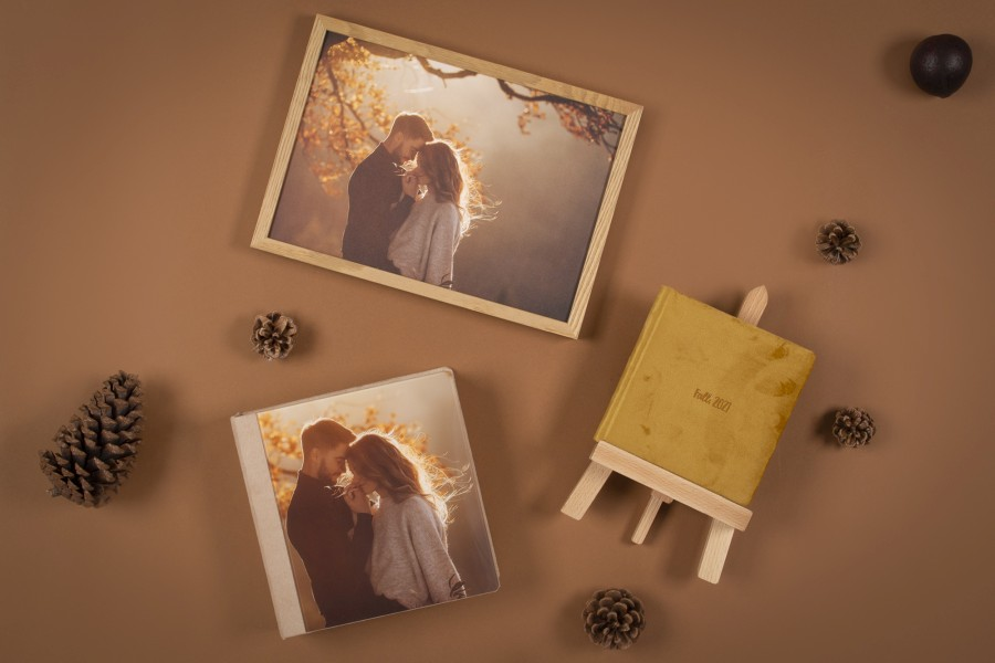 Mini session photo albums