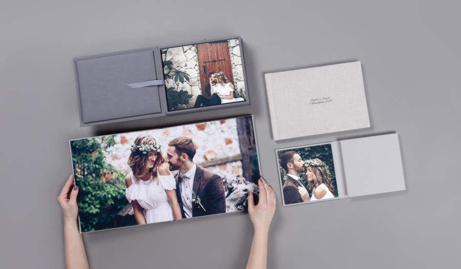 sample professional wedding photography products