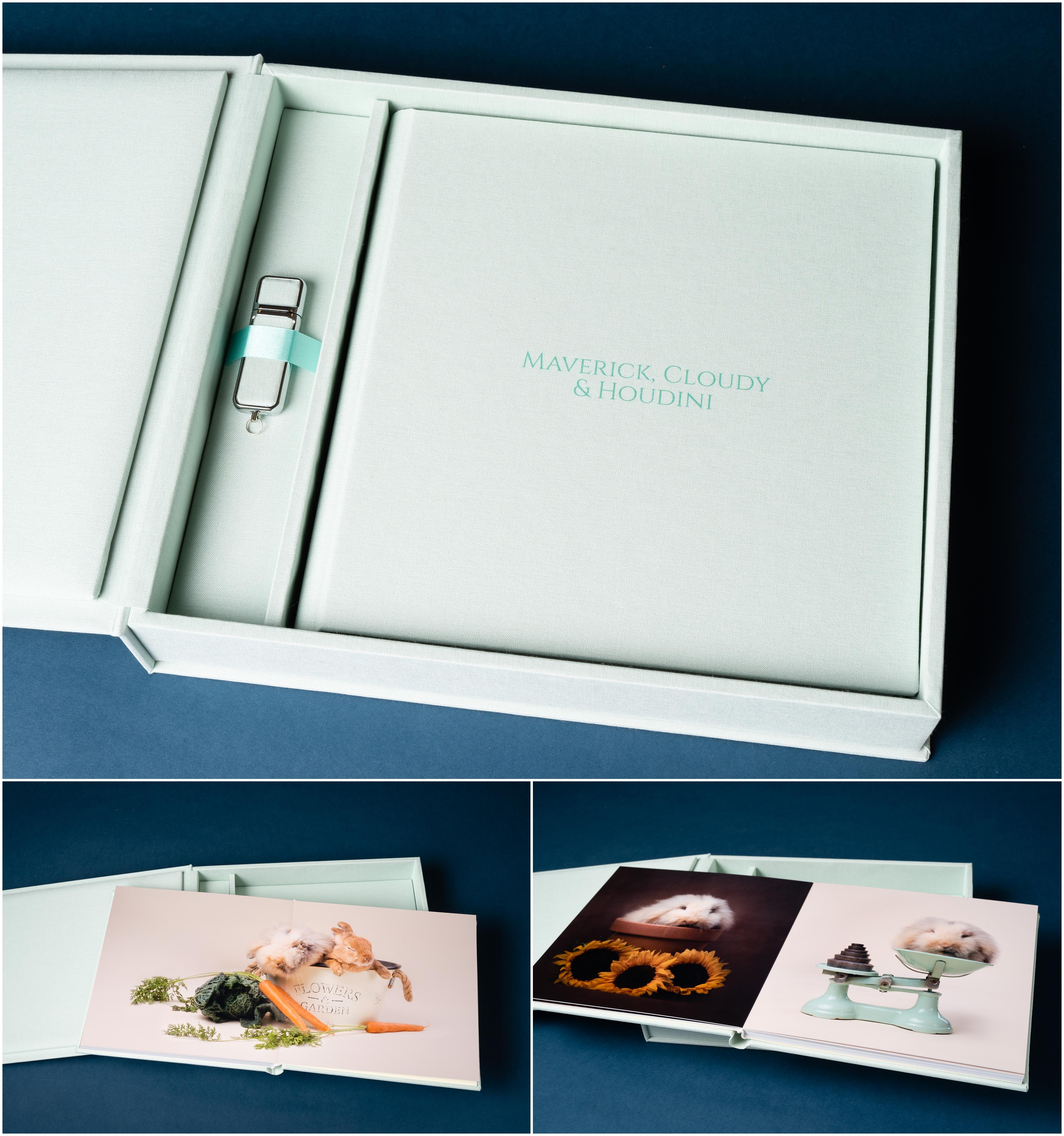 nPhoto Complete Album Set Lou Adams Photography