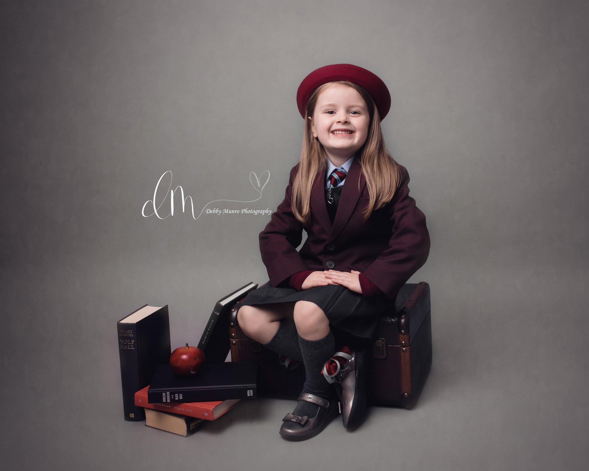 Studio Back to School Mini Sessiob by Debby Munro