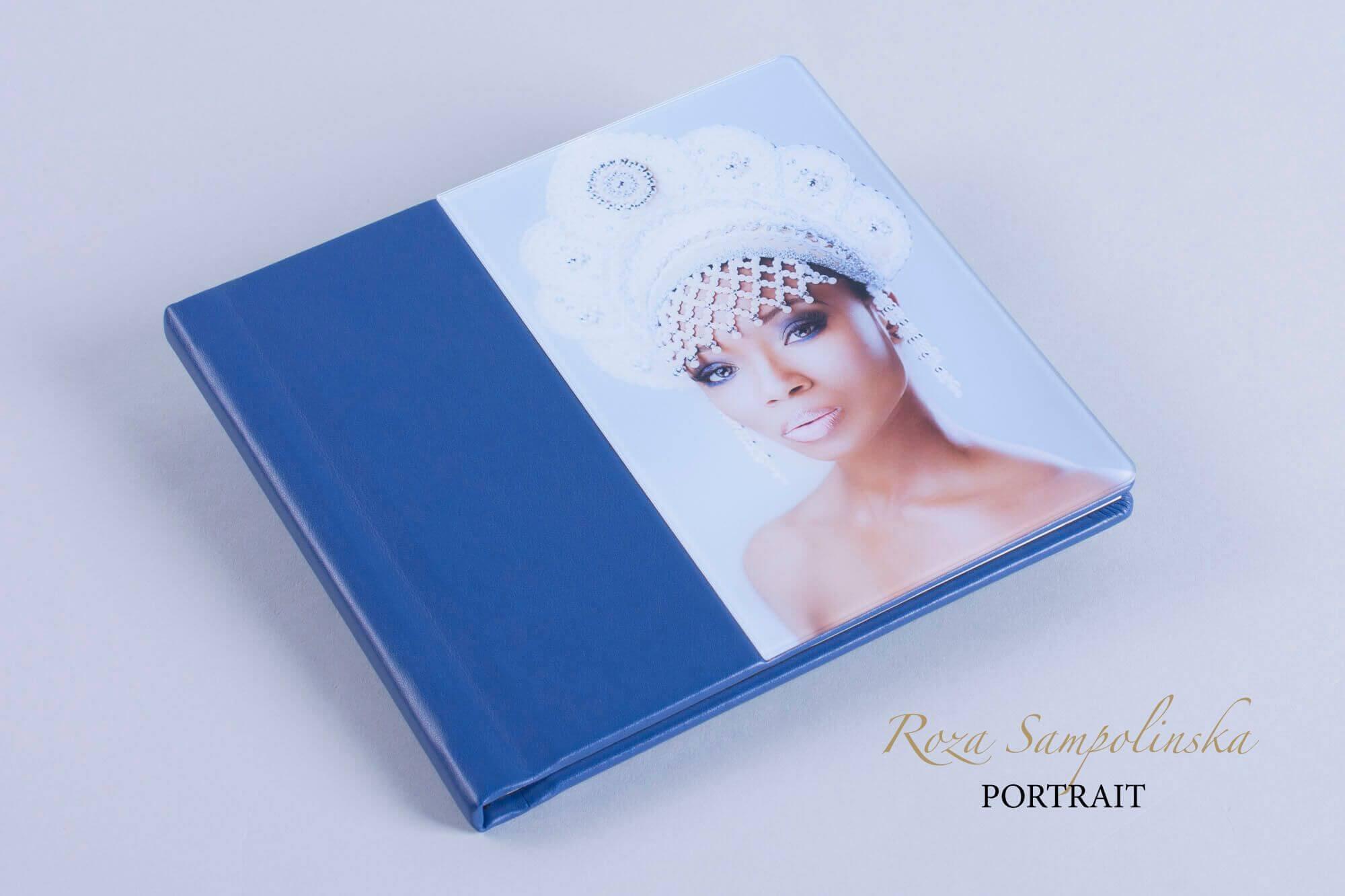 Acrylic Cover Wedding Photo Book DreamBook 4K
