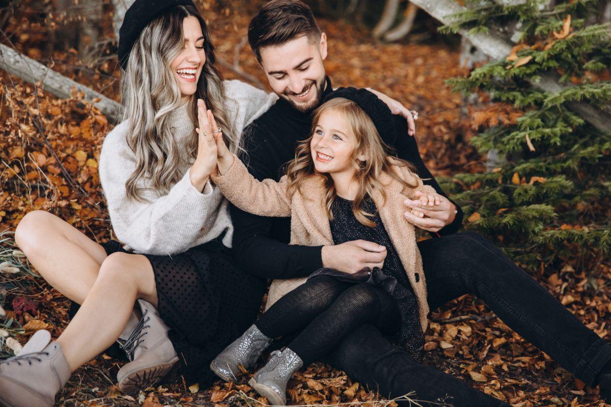 Family Fall Mini Session