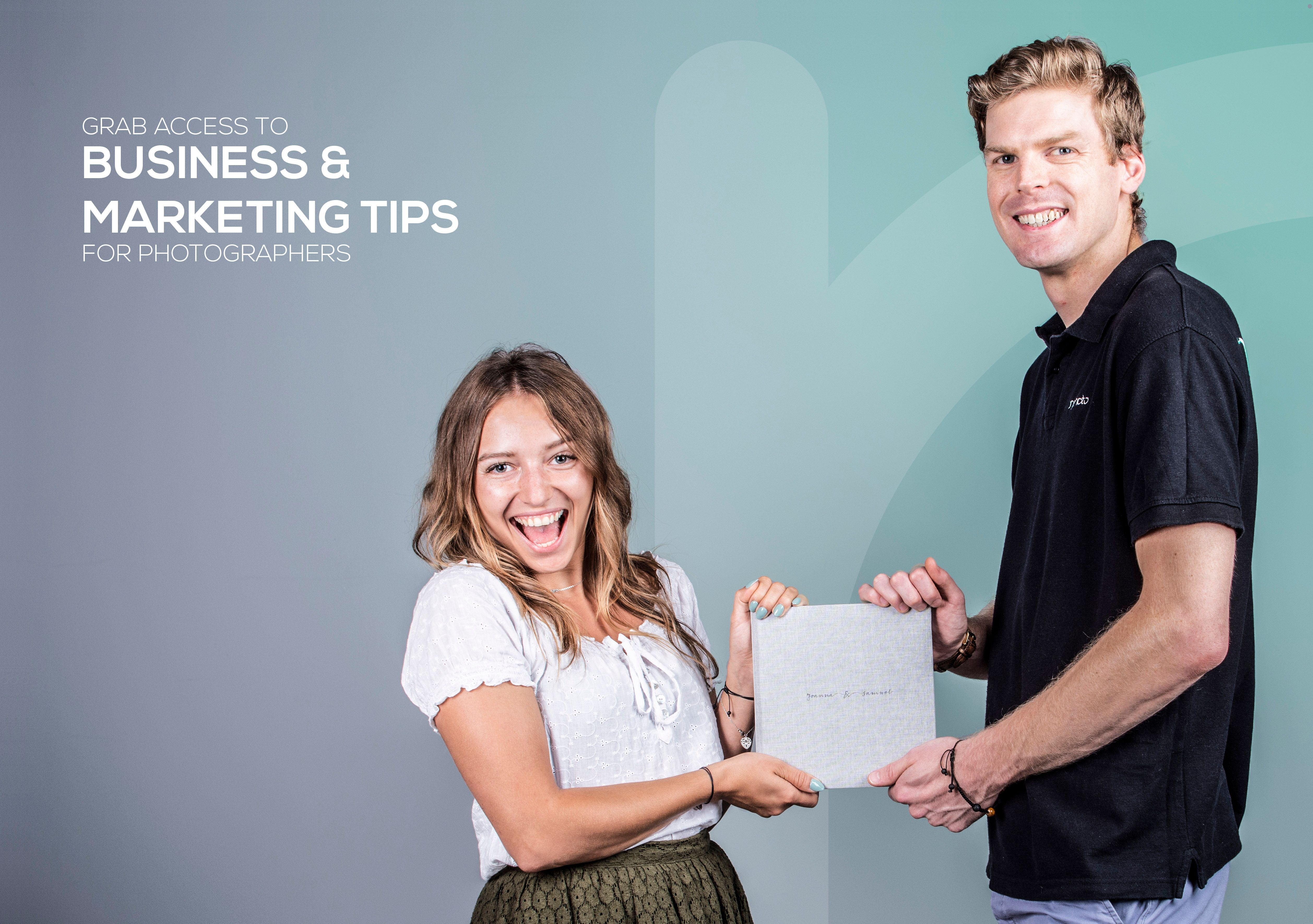 Get Access to Marketing Pro Tips