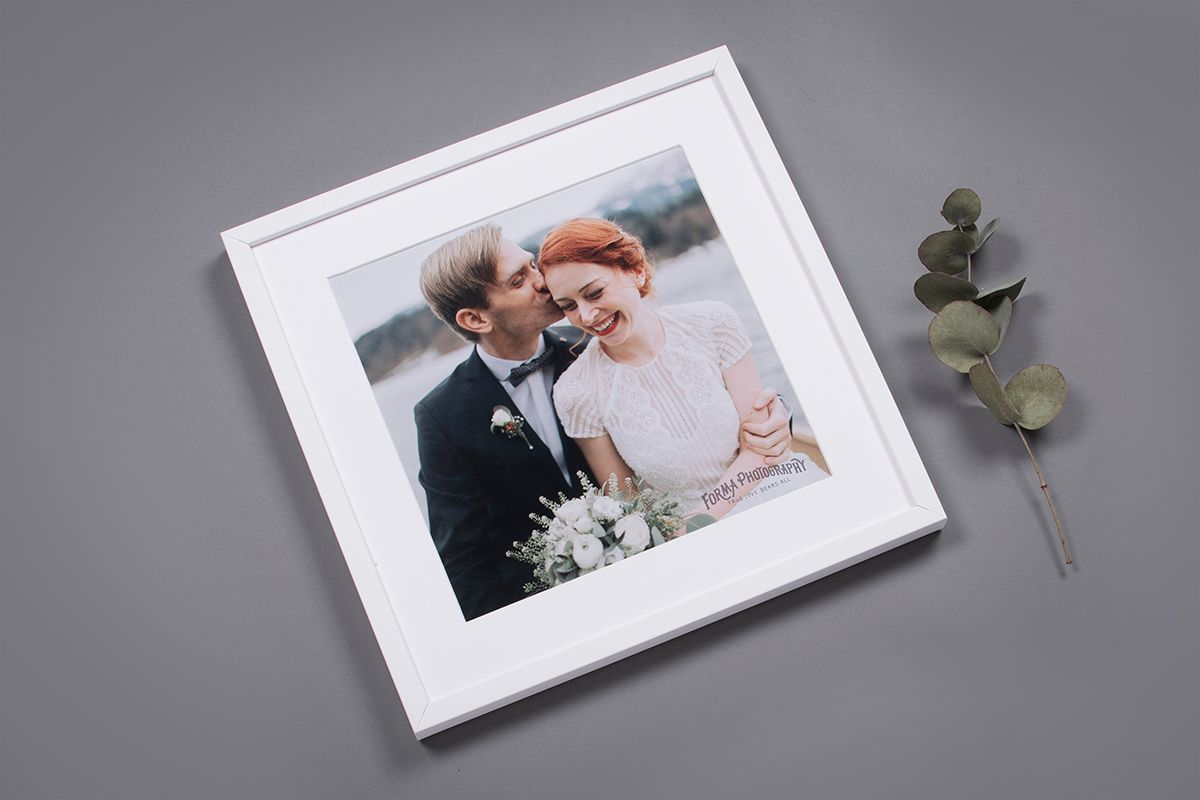 Framed Professional Photography Print