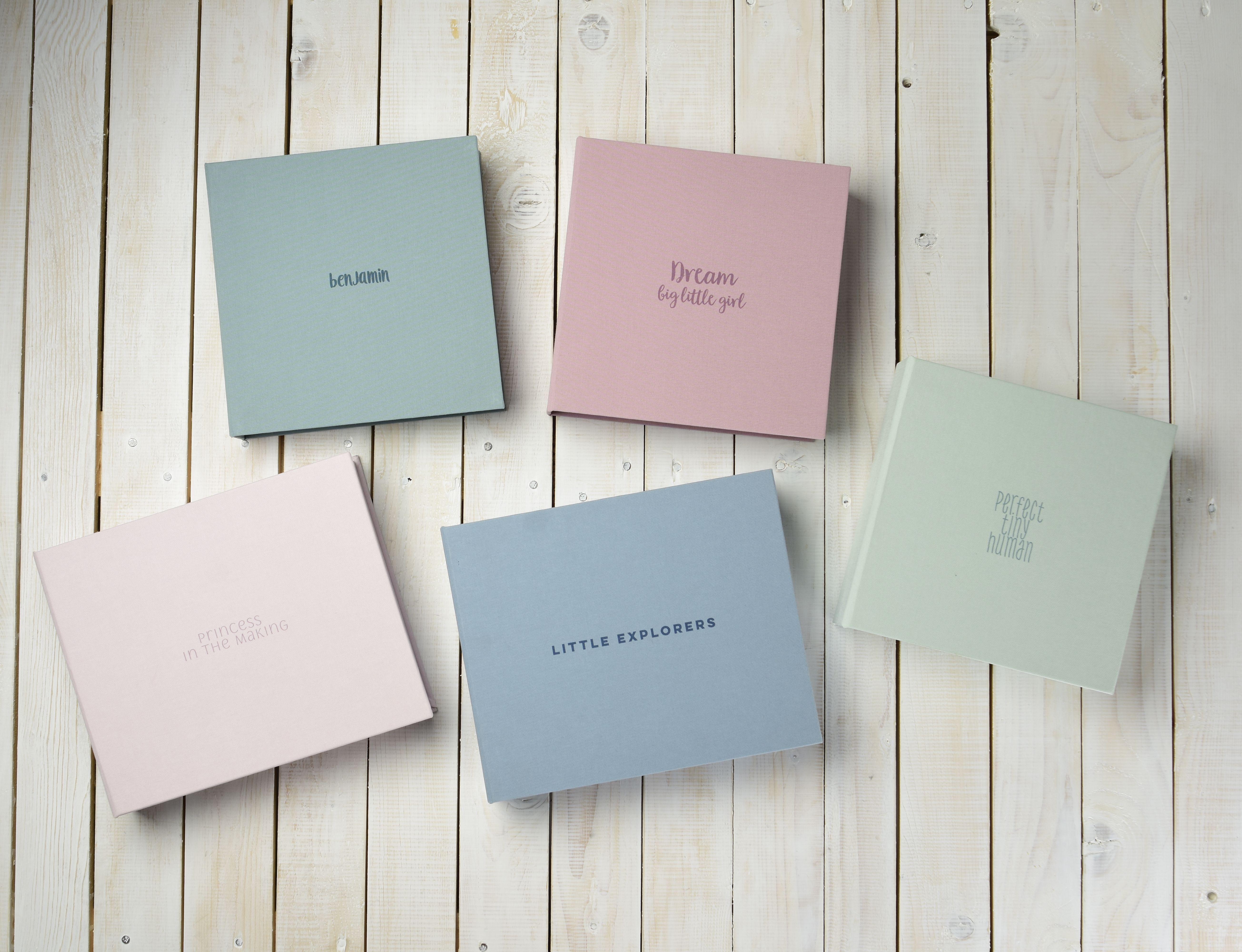 Small Photo Albums