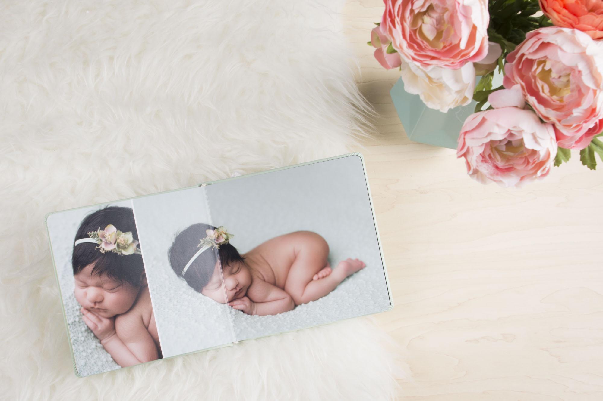 Tiny Photo Album Exclusive