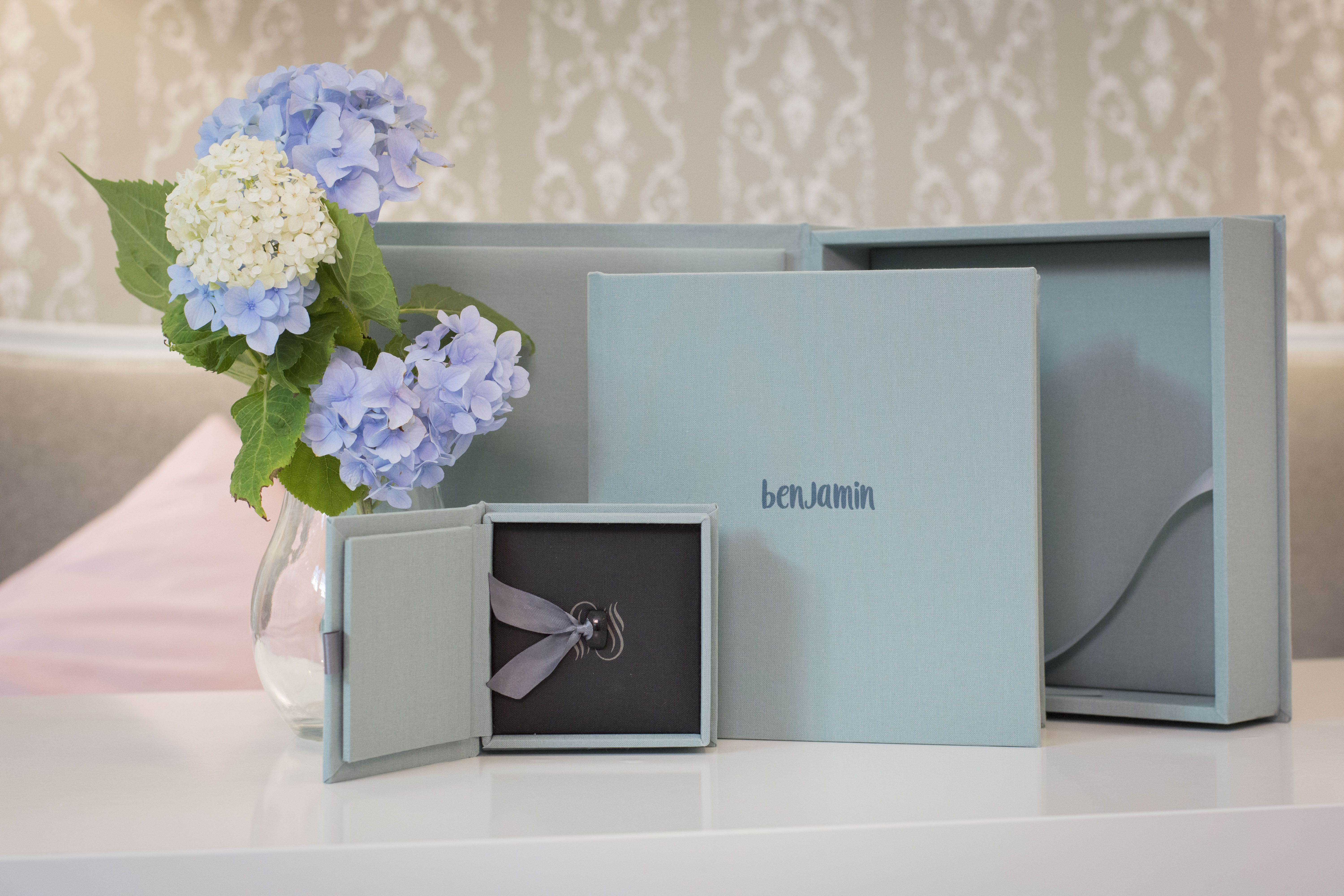 USB memory Box and Complete Set