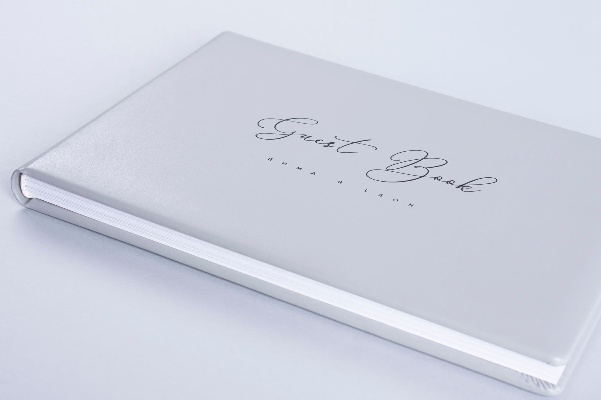 Professional Photo Album with Custom Logo