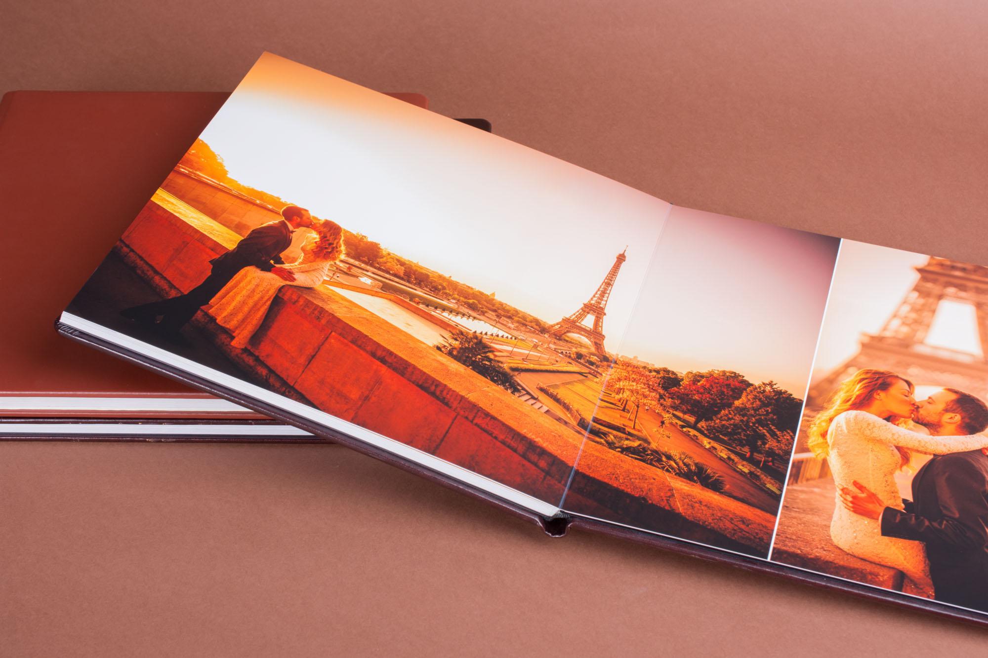 Photo Album Full Spread