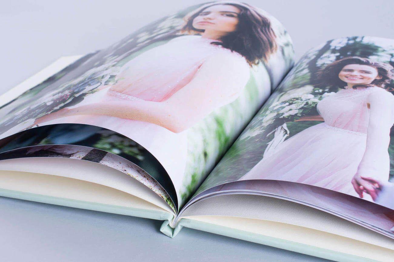 Storytelling Photography Wedding Photo Book