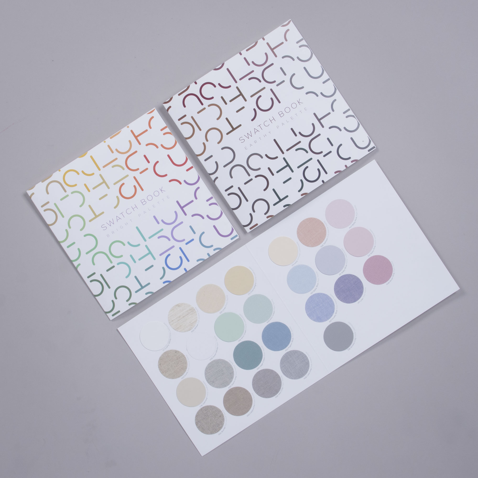 Tangible Swatch Book