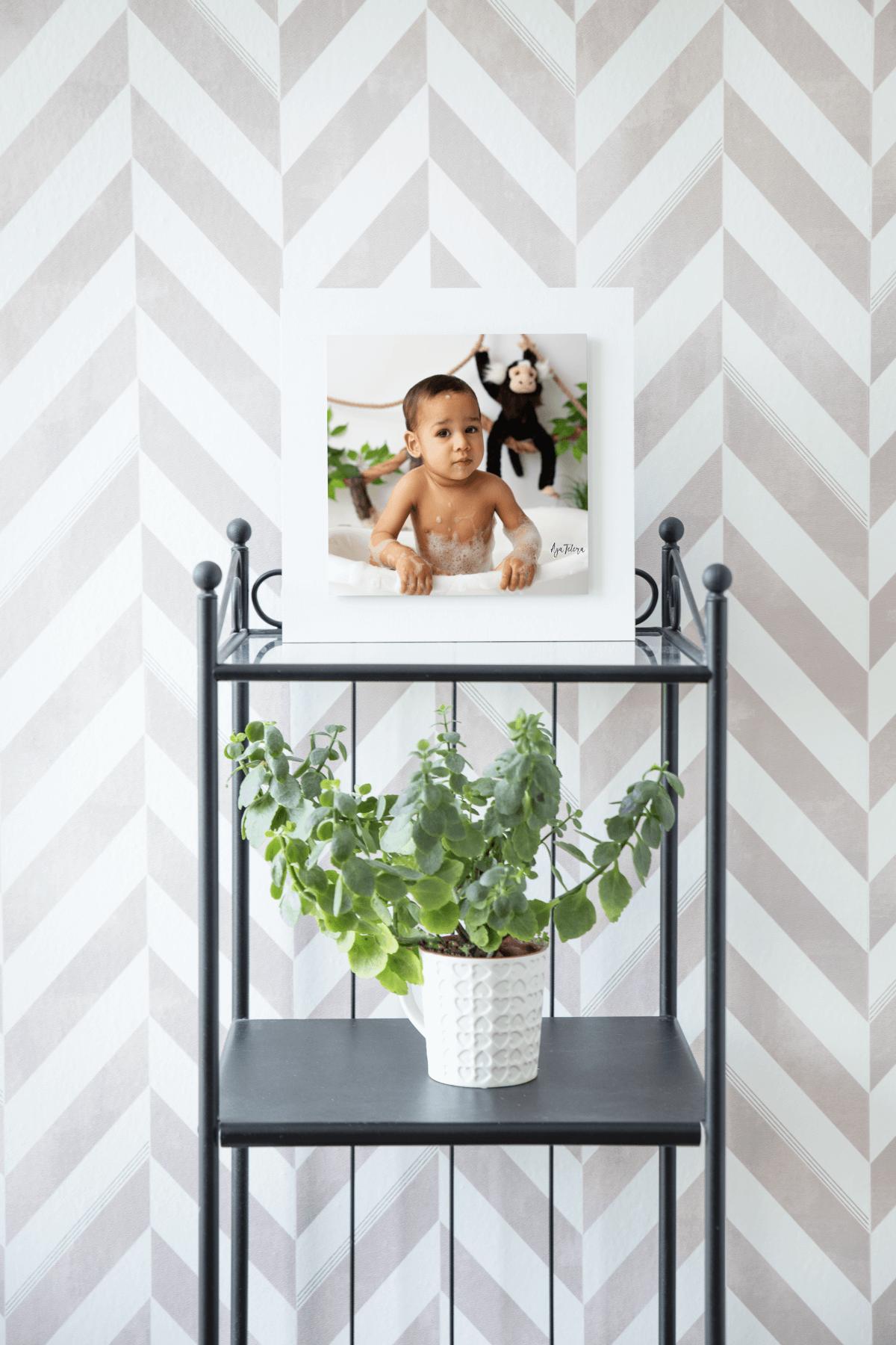 Baby Photo Wall Art