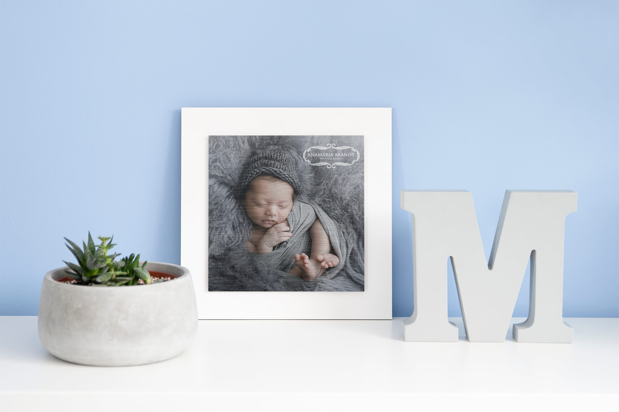 Wall Decor for Newborn and Maternity Photographers