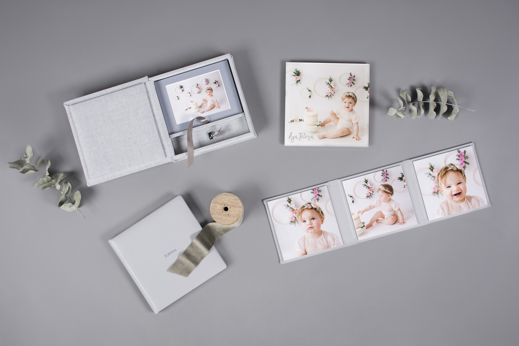 MIlestone mini session products