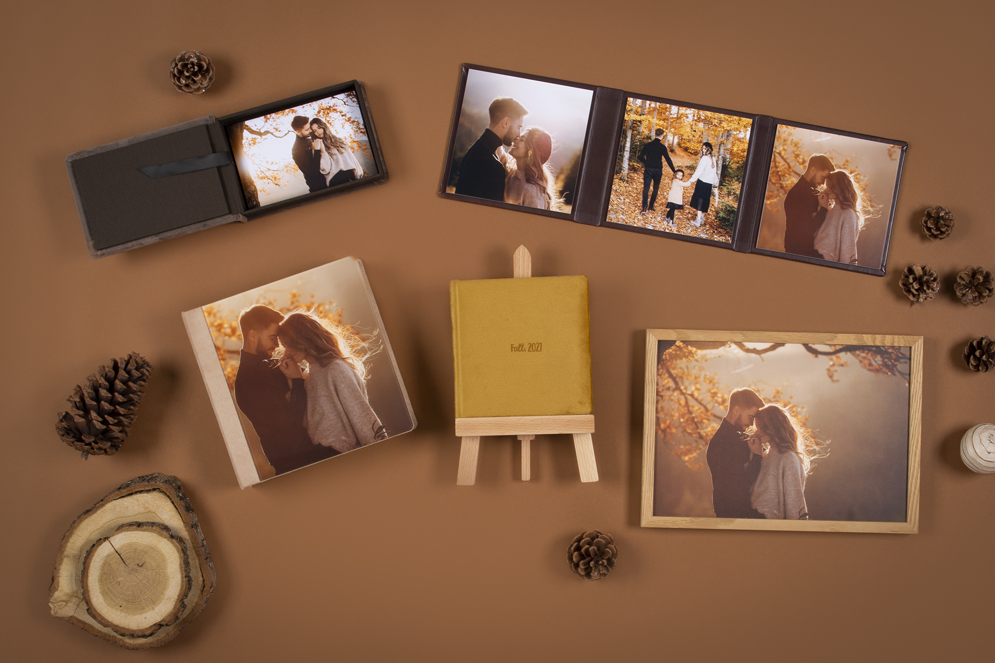 Fall mini session products