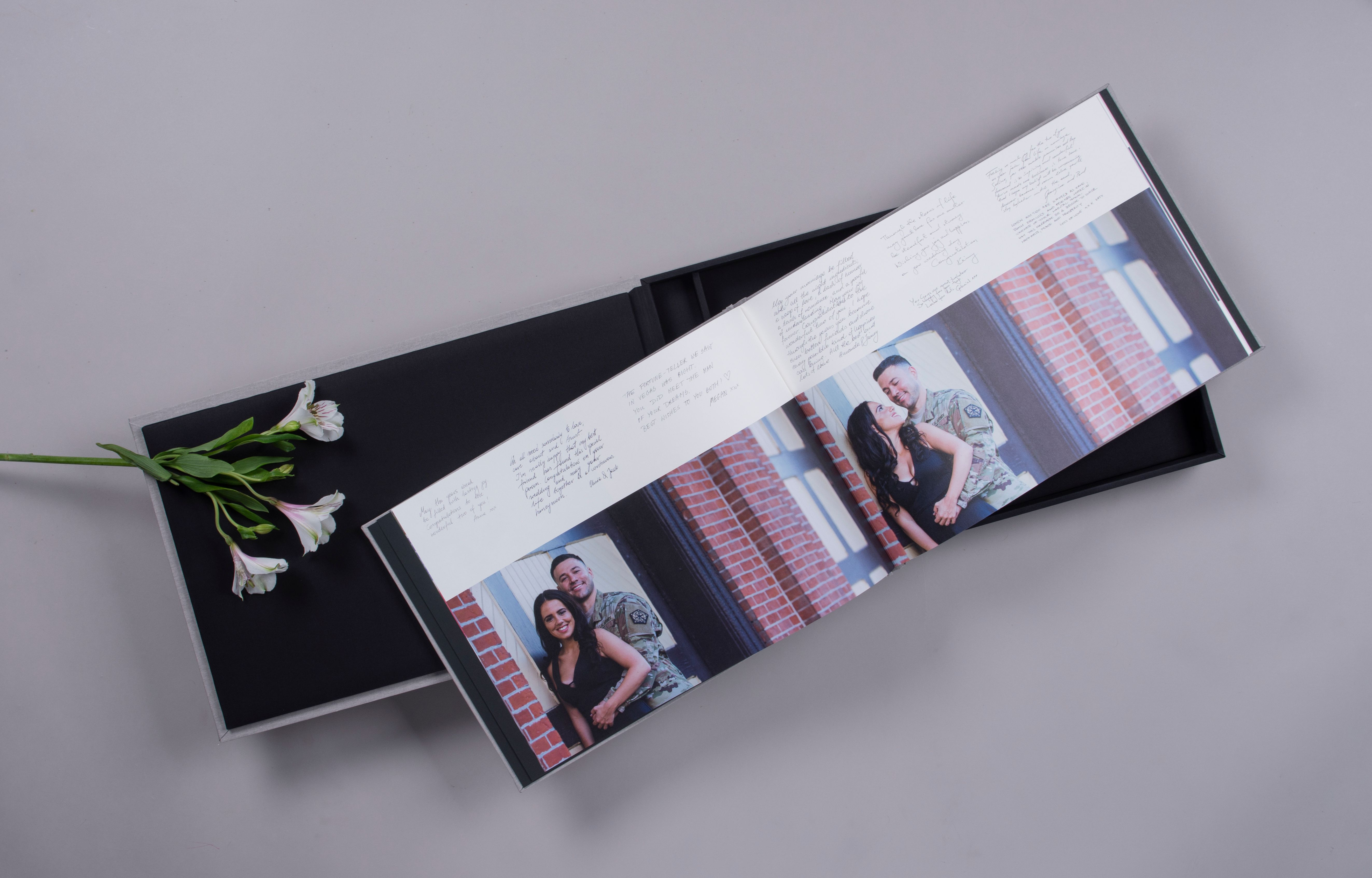 Complete Photo Book Pro Guest Book