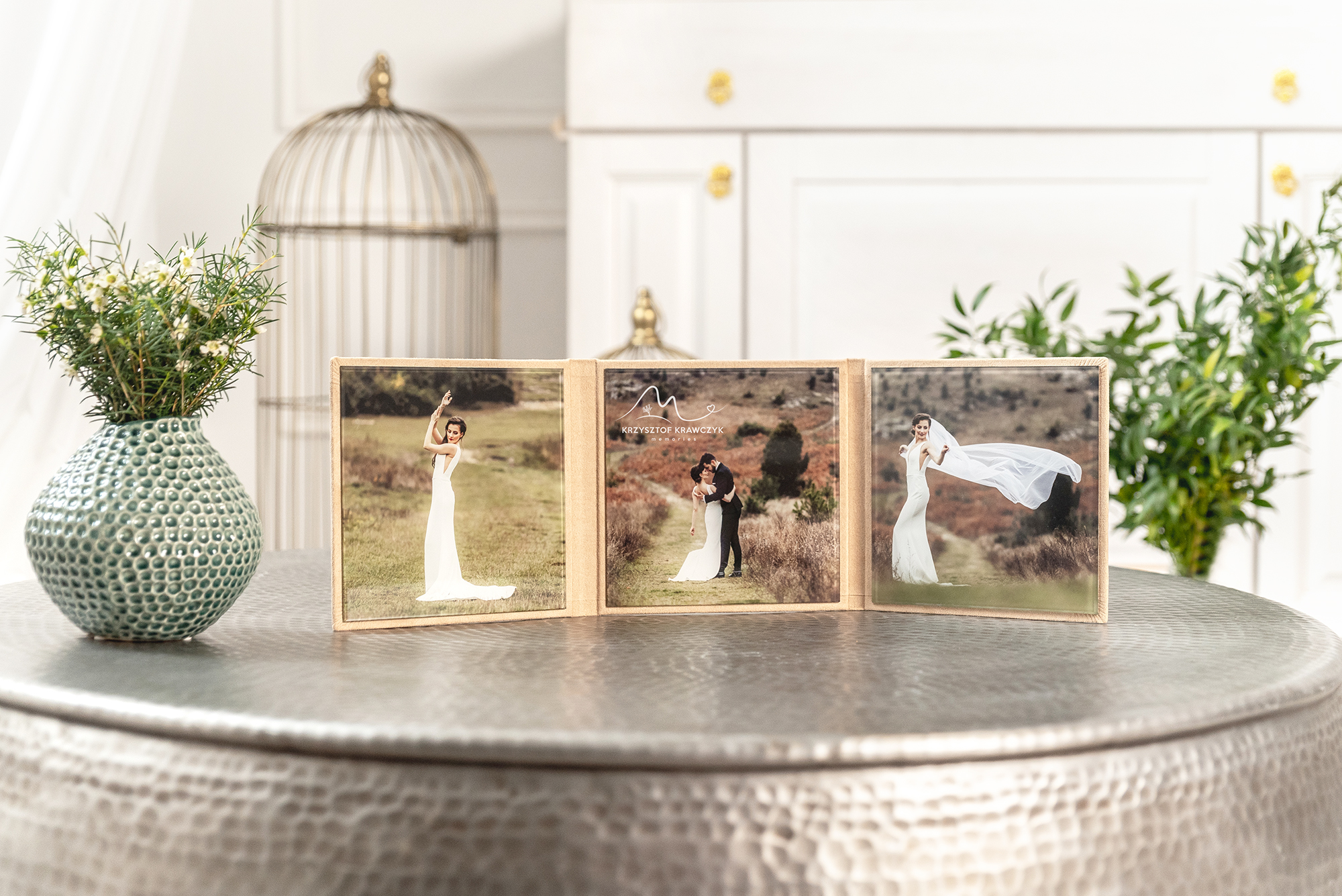 Photo Prints on Acrylic for Pro Wedding