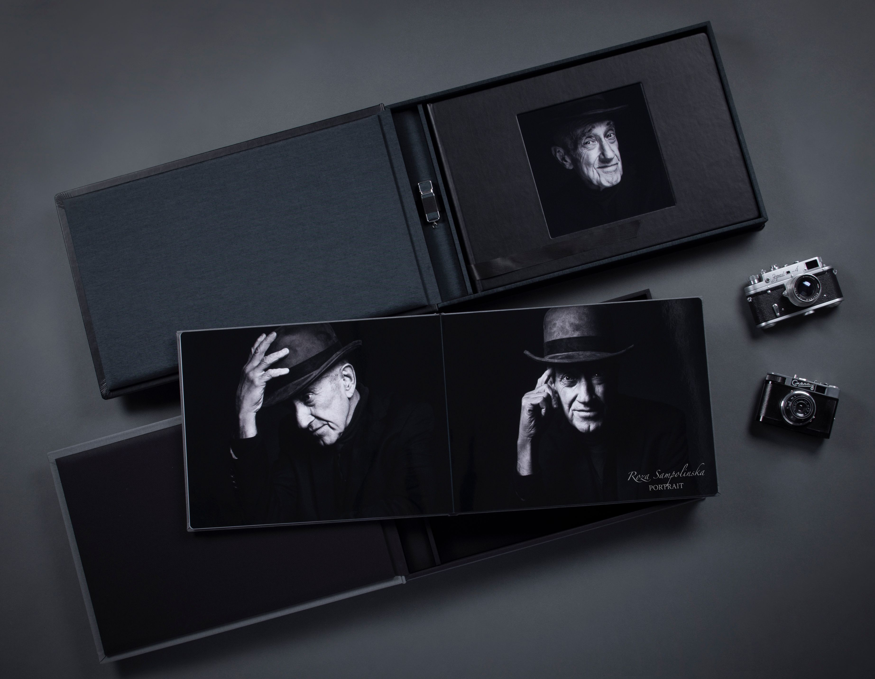 USB and Print in Complete Album Sets