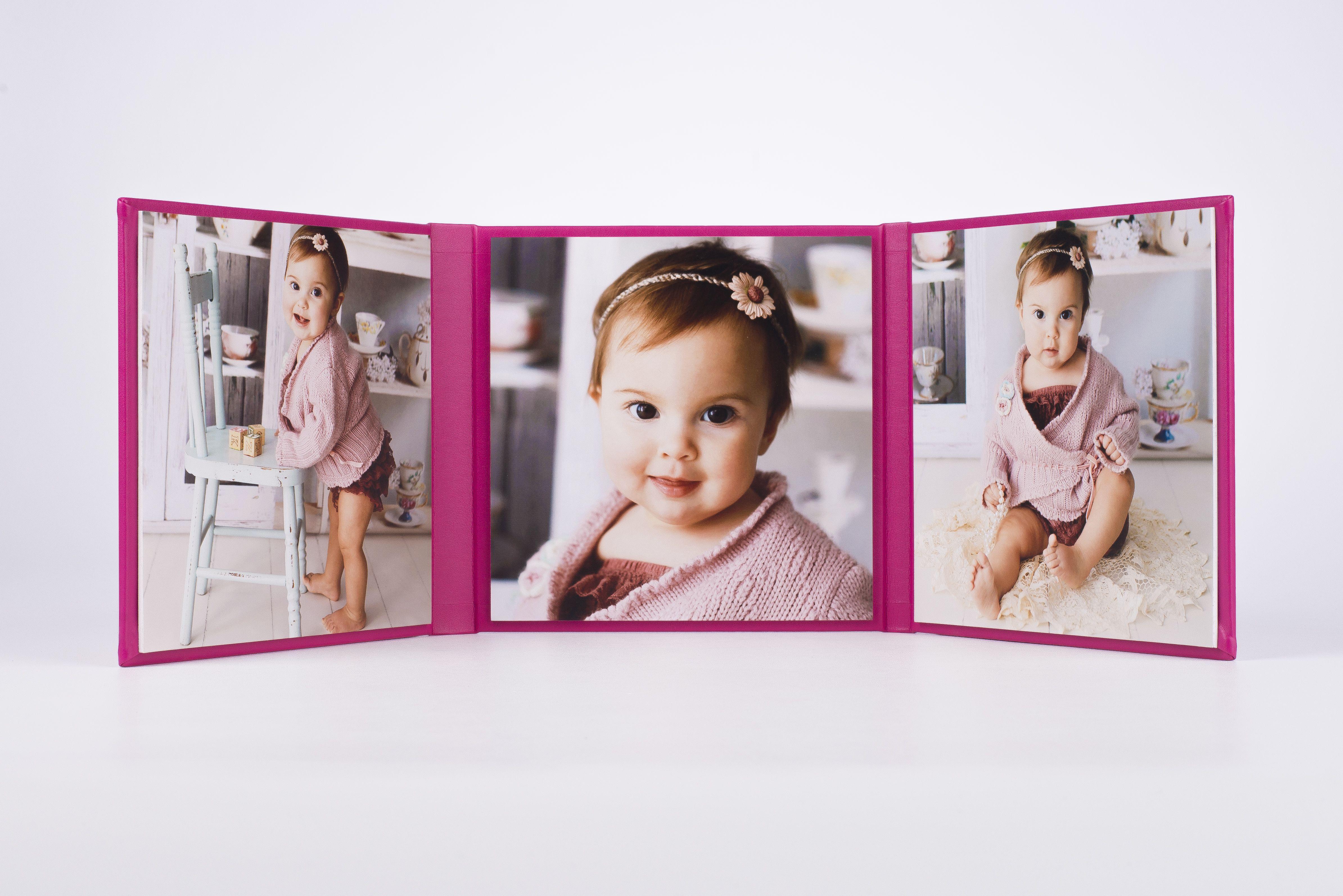 nPhoto Triplex in Bright Pink