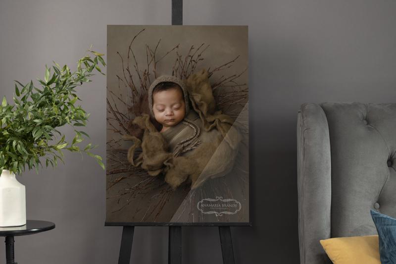 zdjęcie LP Acrylic WD - newborn