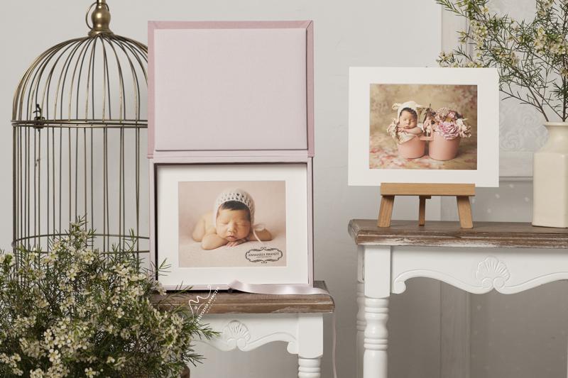zdjęcie LP Folio Box - newborn